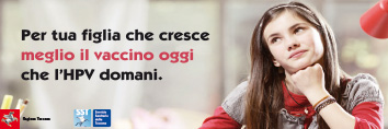 banner vaccino HPV